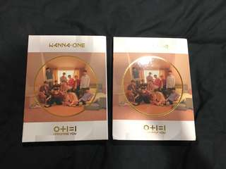 Wanna One Album I Promise You UNSEALED Day Version