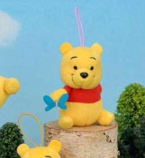 日本最新景品 Winnie the Pooh 蝴蝶款 可交換圖二