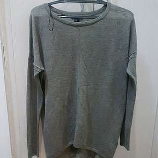 loose knitted h&mtop