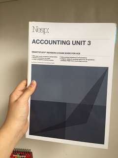 Neap Accounting Unit 3