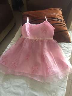 Gown for baby girl