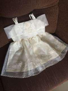 Pang binyag for baby girl