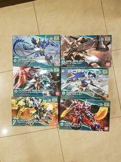 <National Day Sales> HGBD Gundam Series