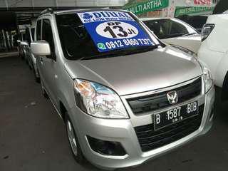 Suzuki karimun wagon GL MT tahun 2014 dp 13 jt aja