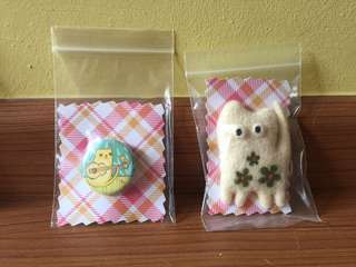 Cute Badges brooches
