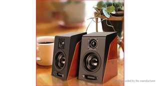 AT FIRST SIGHT Mini Subwoofer Speaker