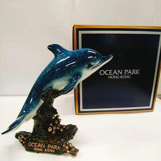 海洋公園 Ocean Park 海豚 Dolphin 擺設 裝飾