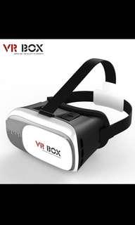 VR BOX 2.0 3D Video Glasses For Smartphone