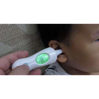 8 In 1 Baby Adult Infrared Ear Forehead LCD thermometer