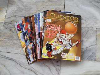 Questor Anime Magazine