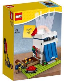 Lego Pencil Pot Set 40188