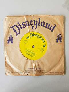 "Hayley Mills-Let's Get together very rare 1961 Disneyland 7"" records"