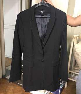 Black Coat FrenchCut