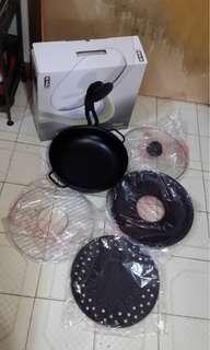 天上野 火鍋 燒烤鍋