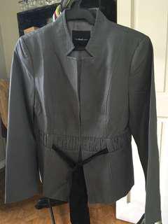 Coat / Jacket  charcoal color