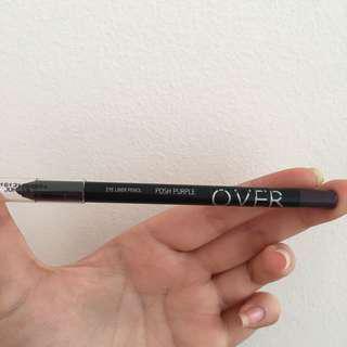 pensil eyeliner makeover
