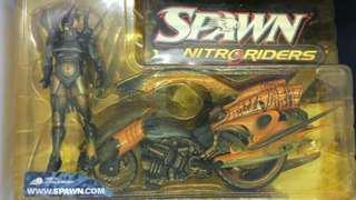 Nitro riders (set)