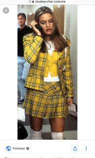 Cher Clueless Costume