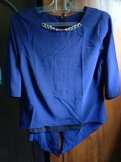 Blouse/ atasan/ baju panjang