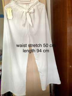 Long pants korean brand free normal mail