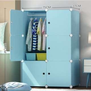 Creative Multi-purpose Clothes cabinet