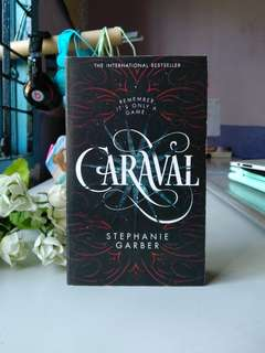 Caraval by Stephanie Garber (English)
