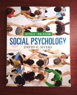 ❤️ Social Psychology - David Myers |11th Edition|