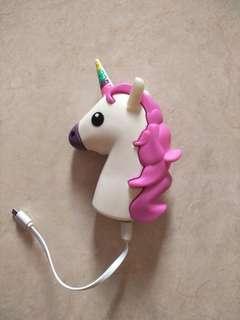 Powerbank unicorn