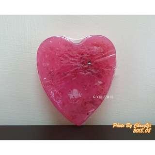 🚚 C.Y. 捷克 BOTANICUS(菠丹妮/波丹尼) 玫瑰小黃瓜手工皂/香皂/肥皂 40g 塑膠膜包裝