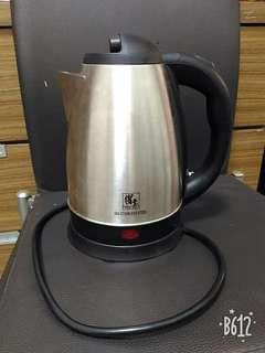 304不銹鋼快煮壺 電茶壺 1.8L