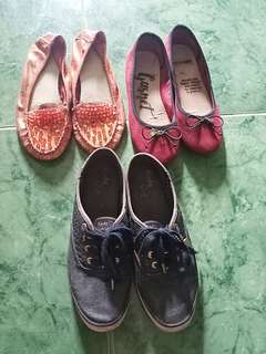 Take all!! SALE!! AUTHENTIC KEDS Taylor Swift sneakers, size 6, in good condition 8/10
