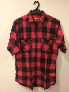 Checkered Shirt Topman.