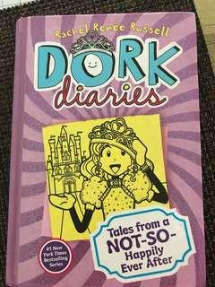 Dork Diaries book 8