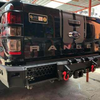 Open N Rrar Ford Ranger Bumper Towing 2 Ton