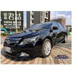 2013 Toyota Camry Hybrid-G [油電車]