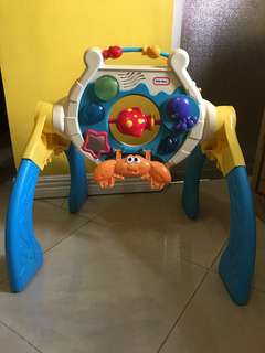 Now Only Php400!!! Little Tikes Musical Ocean 3 in 1 Play Gym