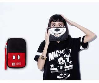 STAY REAL X DISNEY Mickey All-Purpose Travel Wallet