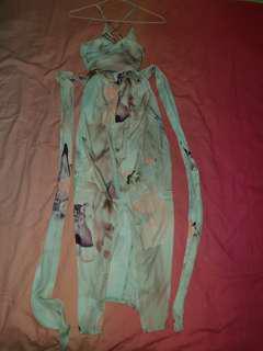 Ally fashion maxi dress
