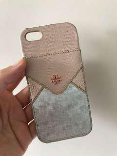 Tory Burch Iphone 5 / 5s Leather Casing