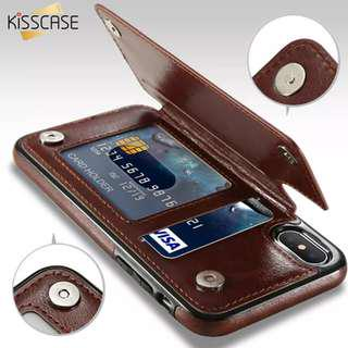 Luxury Mobipe case iPhone X