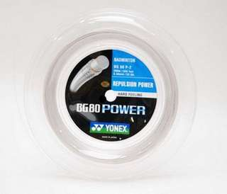 YONEX BG80 POWER REEL STRING