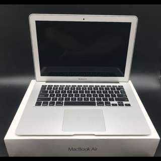 """MacBook Air 13"""" Mid 2013 great conditions (coming Mojave OS compatible"""