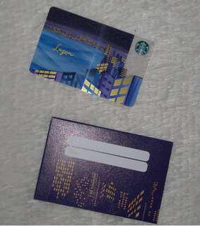 Starbucks Card Luzon Philippines 2018 No load