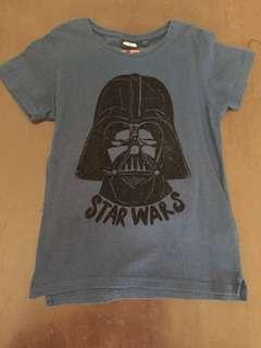 Star wars tshirt for kids