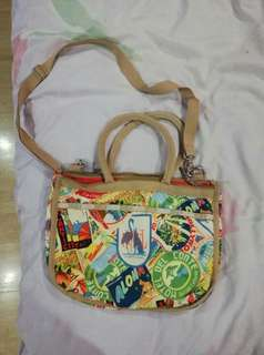 Lesportsac Retro convertible(repriced from 650)