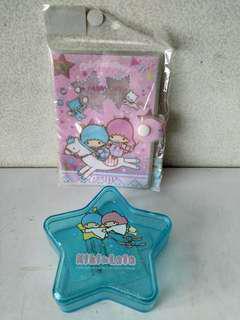 Little Twin Stars passport套及日本限定星星盒