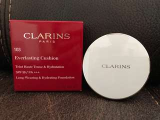 CLARINS Everlasting Cushion