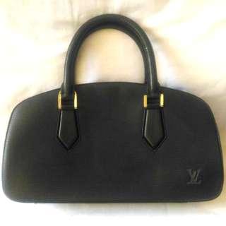 LV Epi Leather Black