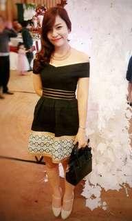 Dress sabrina / Nyla dress original