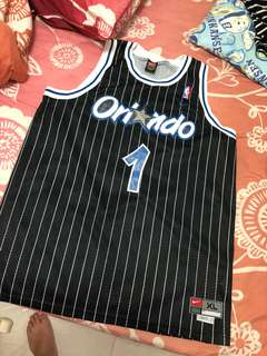 Mcgrady t Mac Nike jersey swingman 球衣 波衫Orlando magic